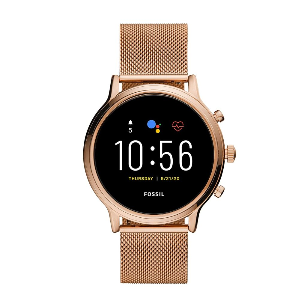 Fossil Juliana HR Gen-5 Smartwatch for Women FTW6035