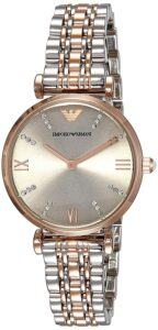 Emporio Armani Gianni T-Bar Women's Watch - AR1909