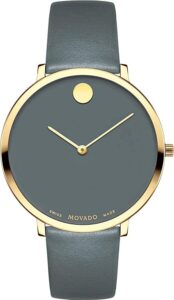 Movado Museum Analog Women's Watch – 607140