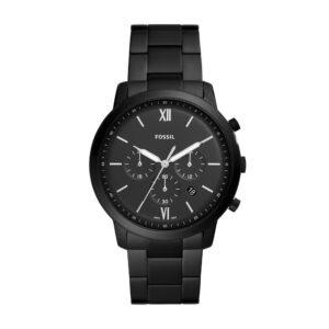 Top Ranke watch - Fossil Neutra Chrono Analog Black Dial Men's Watch - FS5474