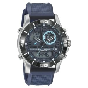 Fastrack Analog Blue Dial Men's Watch-NL38035SP02