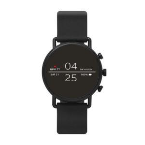 Top Ranke Watch - Skagen Falster Digital Black Dial Men's Watch-SKT5100