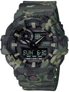Top Ranke Watch - Casio G-Shock Analog-Digital Men's Watch - GA-700CM-3ADR (G824)
