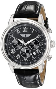 Top Ranke Watch - I By Invicta Men's 90242-001 Stainless Steel Watch with Black Band