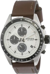 Top Ranke Watch - Fossil Chronograph Men's Watch - CH2882