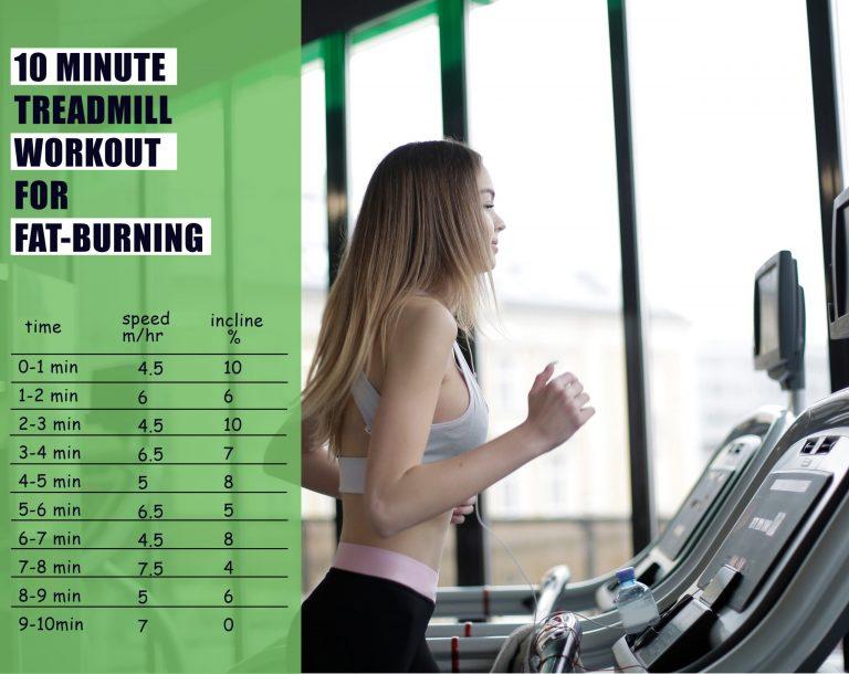 Top Ranke Fat Burning Workout (Treadmill)