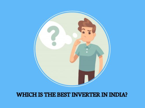 Top 9 Best Inverters In India