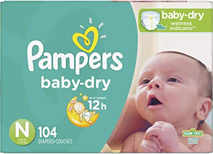 pampers baby dry diapers top ranke