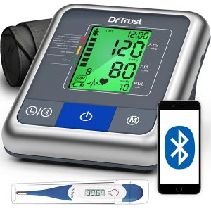 Top Ranke BP monitor - Dr Trust A-One Max