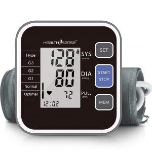 Top Ranke BP Monitor healthsense bp120