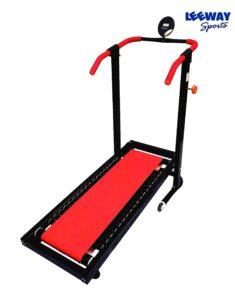 Top Ranke Leeway Manual Jogger Treadmill