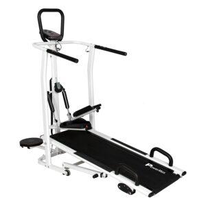Top Ranke PowerMax Fitness MFT-410 Manual Treadmill