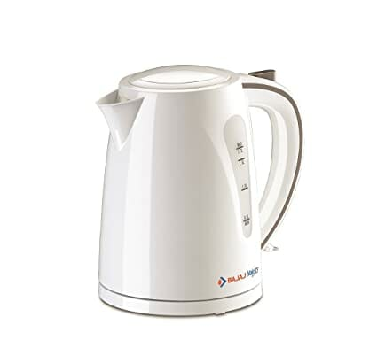 Bajaj Majesty New KTX7 1 Litre Cordless Kettle