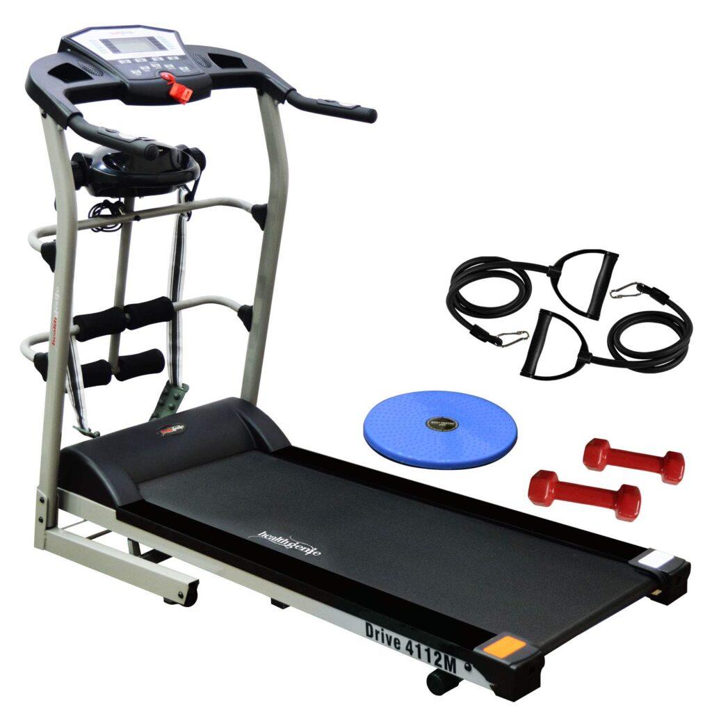 Healthgenie 4112M treadmill