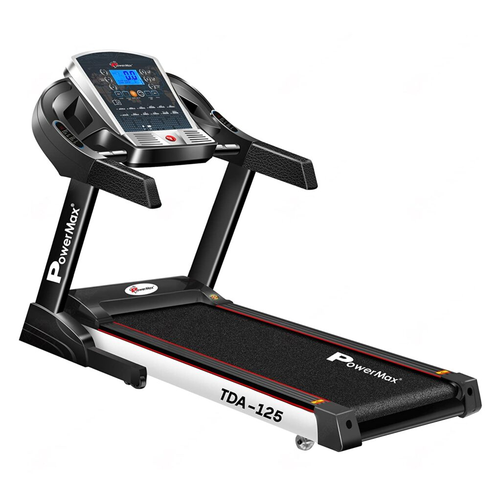 PowerMax Fitness TDA-125