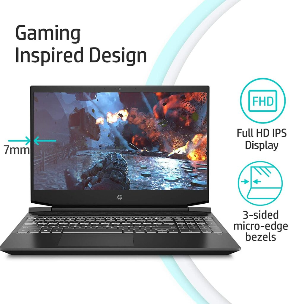 best HP pavillon gaming laptop