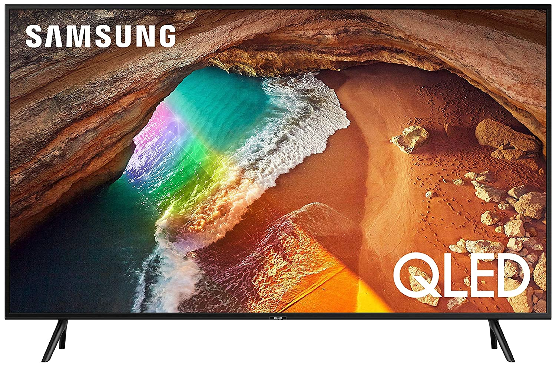 Samsung 163 cm (65 Inches) 4K Ultra HD Smart QLED TV QA65Q60RAKXXL
