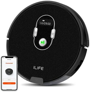 ILIFE A7 Robotic Vacuum Cleaner e1602676744555