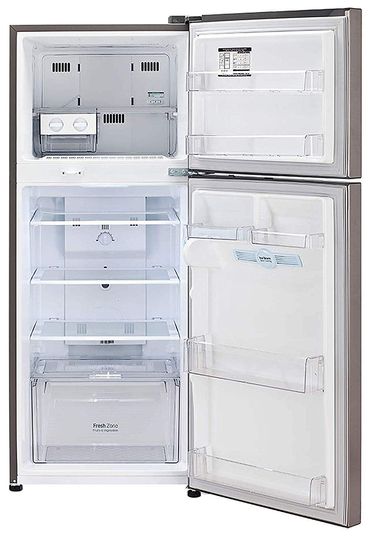 LG 260 L Double Door Refrigerator
