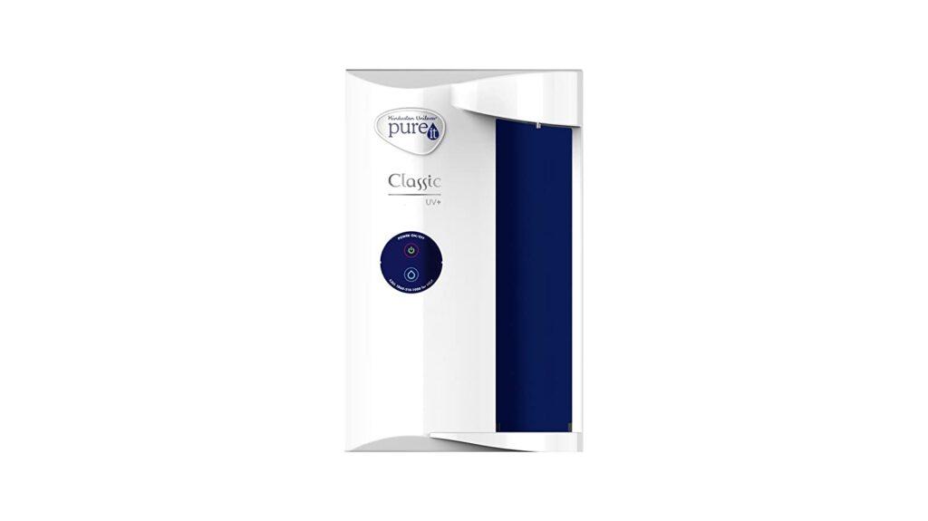 HUL Pureit Classic G2 UV+ water purifier