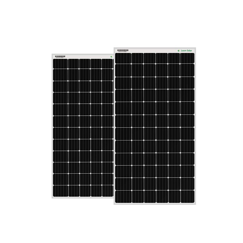 Loom Solar Panel 375 watt - 24 Volt
