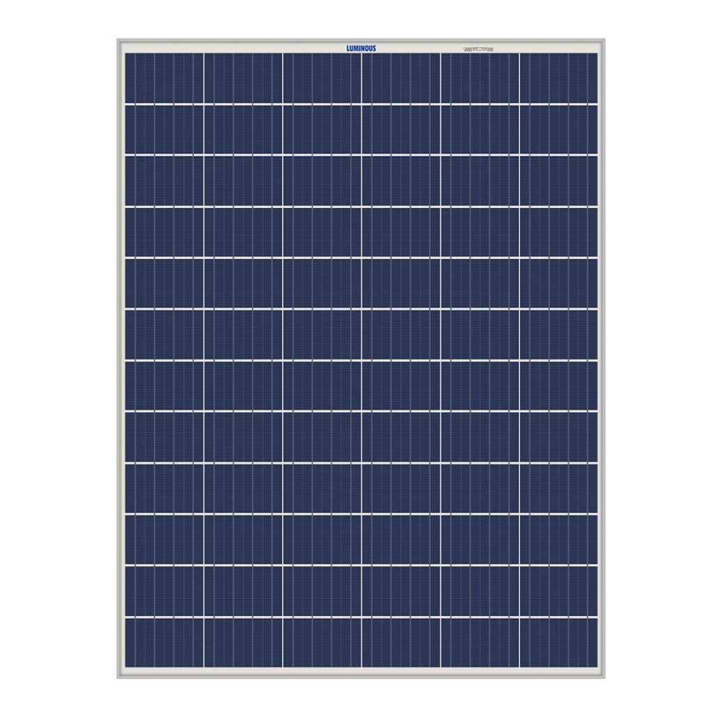 Luminous 325 Watts Poly Crystalline Solar Panel