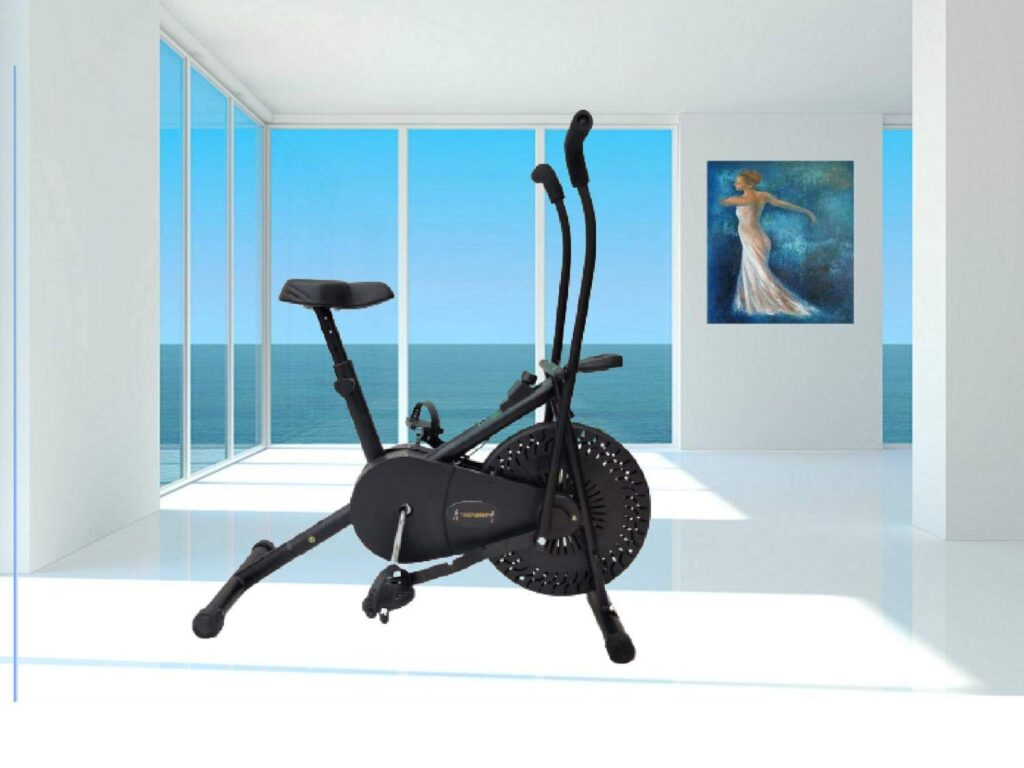 TRENZFIT Stylish Air Bike AB 301