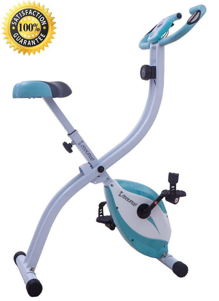 cockatoo cxb-05 foldable exercise bike