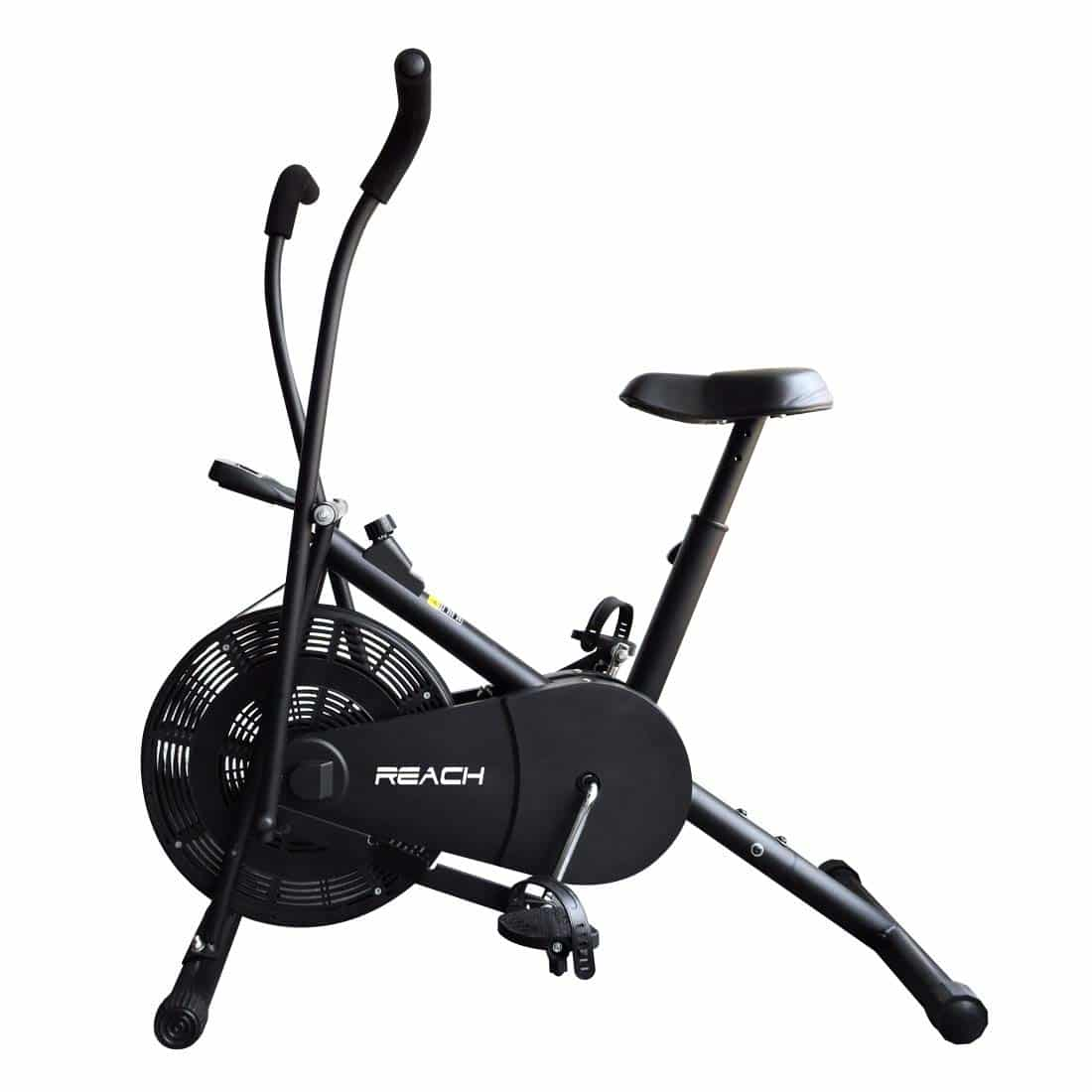 reach airbike exercise cycle