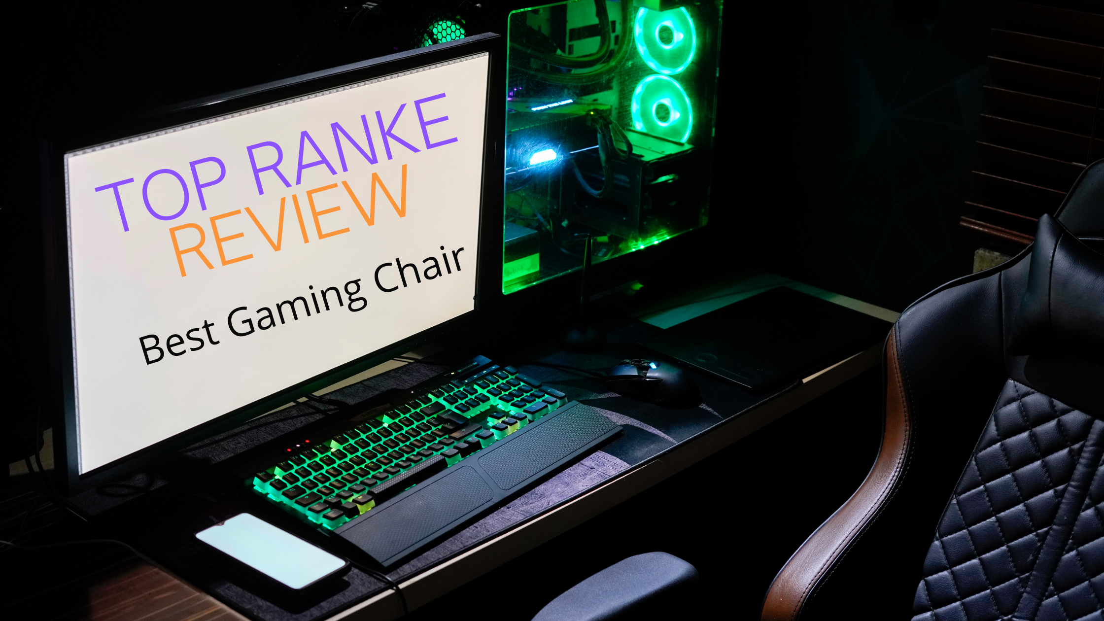 best gaming chair india