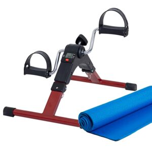 Lifelong pedal exerciser machine