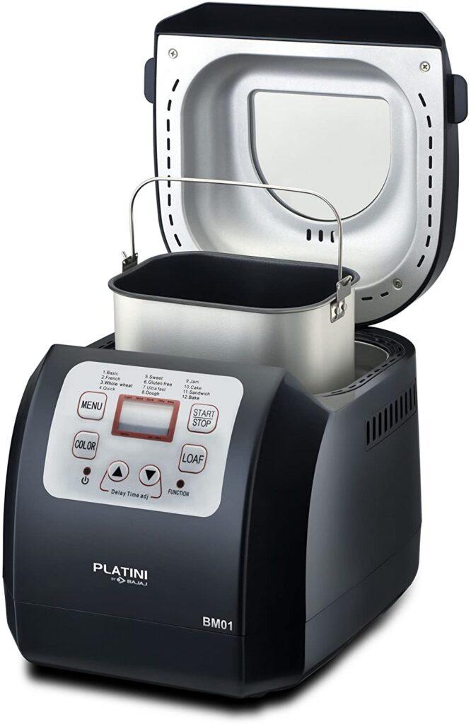 Bajaj-Platini-BM01-550-Watt-Bread-Maker