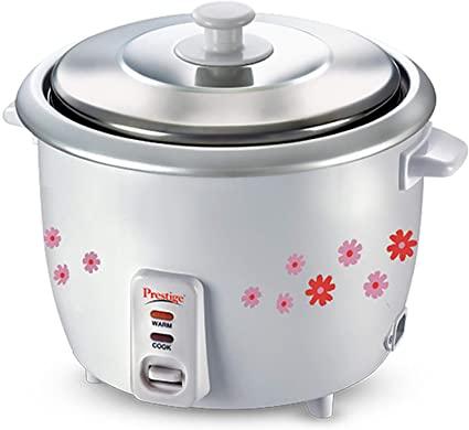 Prestige PRWO 1.8-2 700-Watts Delight Electric Rice Cooker