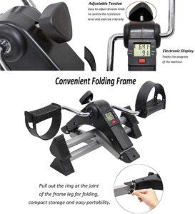 SE7EN Portable Pedal Exerciser