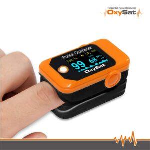 OXYSAT - Finger Tip Pulse Oximeter