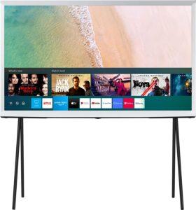 Samsung The Serif Series 108 cm (43 inches) 4K Ultra HD Smart QLED TV