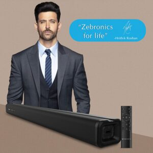 Zebronics Zeb-JUKEBAR 3500, 60W Multimedia soundbar