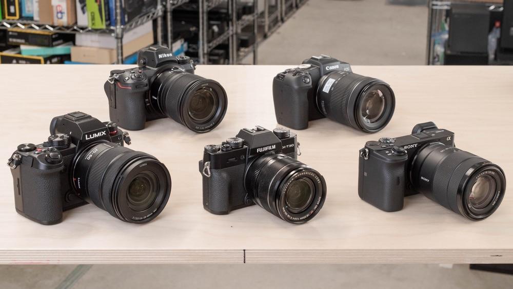 best mirrorless cameras for travel medium