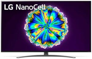 LG 139 cm (55 inches) 4K Ultra HD Smart NanoCell TV 55NANO86TNA